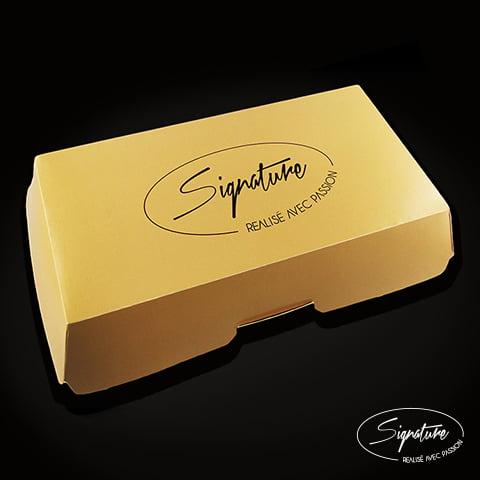 Boite sandwich Signature®