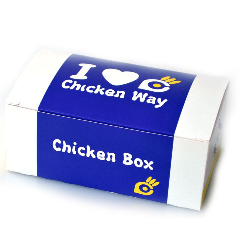 boite nuggets et ailes de poulet