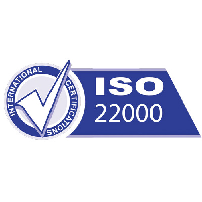 certification iso 22000