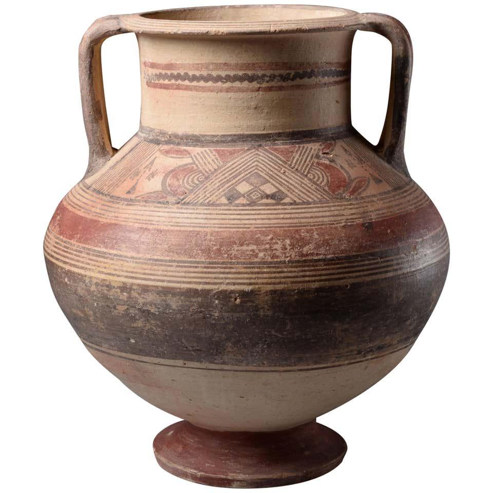 pot en céramique histoire de l'emballage
