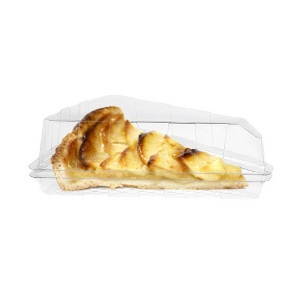 boite patissiere refermable plastique transparent